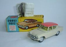 Corgi Toys No. 234, Ford Consul Classic Ford Consul 315, - Superb N Mint.
