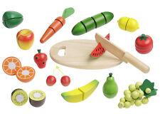 """howa Schneideset """"Obst und Gemüse"""" für Kaufladen und Spielküche"""