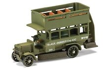 CS90611 Corgi Old Bill Bus WW1 Centenary Collection Die-cast Gift - New UK