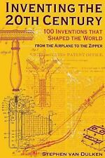 Inventing the 20th Century: 100 Inventions That Shaped the World-ExLibrary