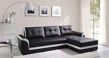 Ecksofa Mundo Wohnlandschaft Schlaffunktion Bettfunktion Eckcouch Sofa 01252