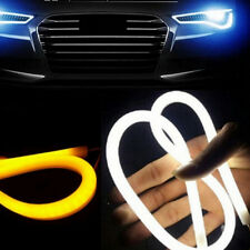 45cm Switchback Car Truck DRL LED Light Strip Tube Amber Sequential Turn Signal