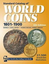 Standard Catalog of World Coins: 19th Century Edition 1801-1900-ExLibrary