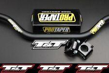 honda 450r protaper handlebar contour bar IN STOCK pro taper fat bar clamps ptr