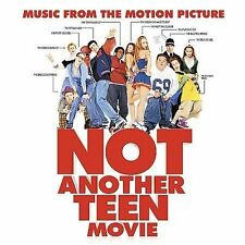 1 CENT CD Not Another Teen Movie SOUNDTRACK muse smashing pumpkins goldfinger