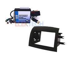 Radio Replacement Interface & Dash Mount Kit Double Din Fits Toyota Sienna New