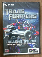 Transformers: Creative Studio (PC DVD-ROM) UK IMPORT