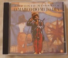 Import Brazil CD O Marco Do Meio Dia * Antônio Nóbrega * Zumbi, Danca, Chiquinha