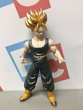 Dragon Ball GT Z Bandai Jakks DBZ Striking Z Fighters Series 5 SS Trunks Figure