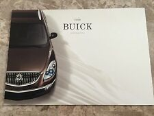 "2009 BUICK ""Full Line"" 28-page Original Sales Brochure"