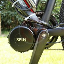 8fun,500 W Bafang Mid Motor Kit,mid Drive , Electric Bike,Ebike Kit,