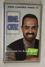 Con Carino Para Ti by Israel Ortiz (1995) (Audio Cassette Sealed)