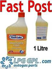 LPG GPL Flashlube REFILL 1L  for JLM Vlube Dexter and Prins valve saver kits