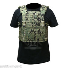 OPS / UR-TACTICAL ADVANCED MODULAR PLATE CARRIER IN NWU III / AOR2 LASER CUT