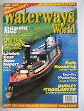 Waterways World magazine. Vol. 33. No. 3. March, 2004. Cheshire Ring. Shroppie.