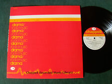 DRAMA / ROCK MUSIC by FLYING ACE PRODUCTIONS - P HINTON - CHAPPELL LP CHAP 112