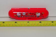 Hello Kitty HANKO Stamp Case For 60.0×12.0mm Comes With Ink Pad