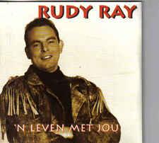 Rudy Ray-N Leven Met Jouw cd single
