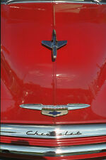 465045 1951 Chevrolet Deluxe A4 Photo Print