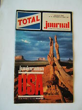 PUB  / TOTAL JOURNAL /  NUMEROS 11 / SEPTEMBRE OCTOBRE  1967 / MEZIERE