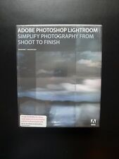 Adobe Photoshop Lightroom 1 Boxed CD Windows/PC/MAC Full UK Retail 19250011 NEW