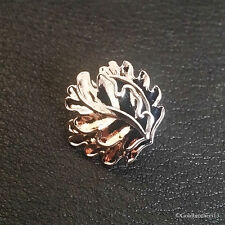 WW2 German Silver Plated Oak Leaf Special for Knights Cross of Iron Cross