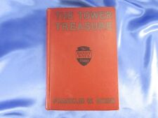 RARE 1927 1ST ED 1ST/2ND PRINT VARIANT HARDY BOYS THE TOWER TREASURE G&D