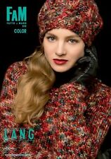 Anleitungsheft Lang Yarns FATTO A MANO 212 Collection