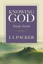 Knowing God by J. I. Packer (1993, Paperback, Annotated, Anniversary, Study...