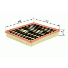 Bosch filtro de aire renault Master II recuadro (FD) renault Master II pritschefahrg