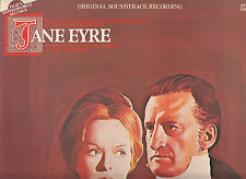 Jane Eyre-1971-Orig Movie Soundtrack[Made In England]Stereo 11 Track-Record LP