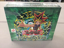 YuGiOh Magic Ruler MRL Unlimited Edition Booster Box - Mystical Space Typhoon !?