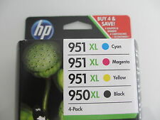 ORIGINAL SET C2P43AE HP Officejet PRO 8100 Eprint HP950XL blk+ Nr.951XL C+M+Y