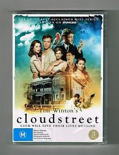 Cloudstreet - The Complete Mini-Series Dvd 3-Disc Set Brand New & Sealed