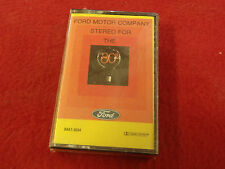 NOS FORD CASSETTE TAPE 82 83 84 LTD MUSTANG CAPRI THUNDERBIRD RADIO NEW CAR DEMO