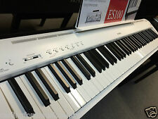KAWAI ES100 WHITE Digital PIANO NEW + X stand & Stool @ CarlingfordMusicCentre