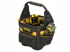 Stanley FatMax Technicians Open Tote Square Hand & Power Tool Storage Bag,193952