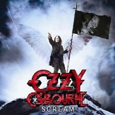 "OZZY OSBOURNE ""SCREAM"" CD 11 TRACKS NEU"