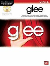 Glee: Instrumental Play-Along for Viola