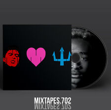 Jaden Smith - This Is The Album EP Mixtape (Full Artwork CD/Front/Back Cover)