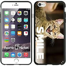 Smile With Cat For Iphone 6 Plus 5.5 Inch Case Cover By Atomic Market