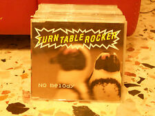 TURN TABLE ROCKER - NO MELODY - cd slim case - 2001