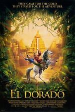 Road to El Dorado Version A Double Sided Original Movie Poster 27x40 inches