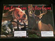 FUR FISH GAME Aug., Sept. 2004