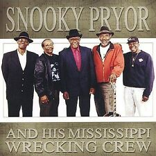 SNOOKY PRYOR**A/H MISSISSIPPI WRECKING..**CD
