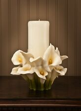 """Ibis & Orchid """"Pillar Candle Holder"""""""