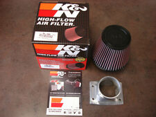 Toyota Supra Turbo 87-92 MAF Air Intake Intake Kit with K&N Air Filter