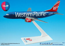 Western Pacific - Split - Boeing 737-300 1:200 B737 NEU Flight Miniatures N945WP