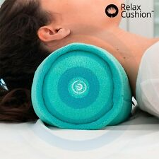 MASSEUR VIBRANTE MASSAGE COU LOMBAIRE JAMBES COUSSIN ROULEAU Relax Roll-over