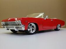 HOT WHEELS***1965 CHEVROLET IMPALA SS*** 396 BIG BLOCK 1/18 SCALE